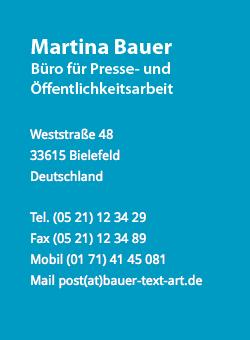 Martina-Bauer-Presse-und-Öffentlichkeitsarbeit-Kontakt
